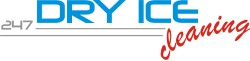 Dry Ice Cleaning logo